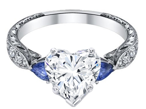 a76ed5bd91351 Heart - Engagement Rings from MDC Diamonds NYC